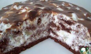 Торт «Штучная работа»