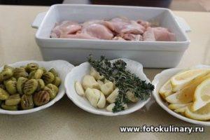 Кулинарные рецепты с фото   Курица с испанским акцентом