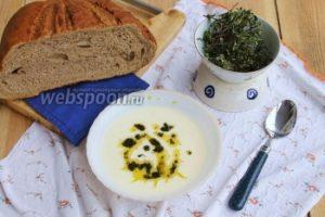 Яйла – турецкий суп с йогуртом