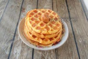 Кето карамель для вафель